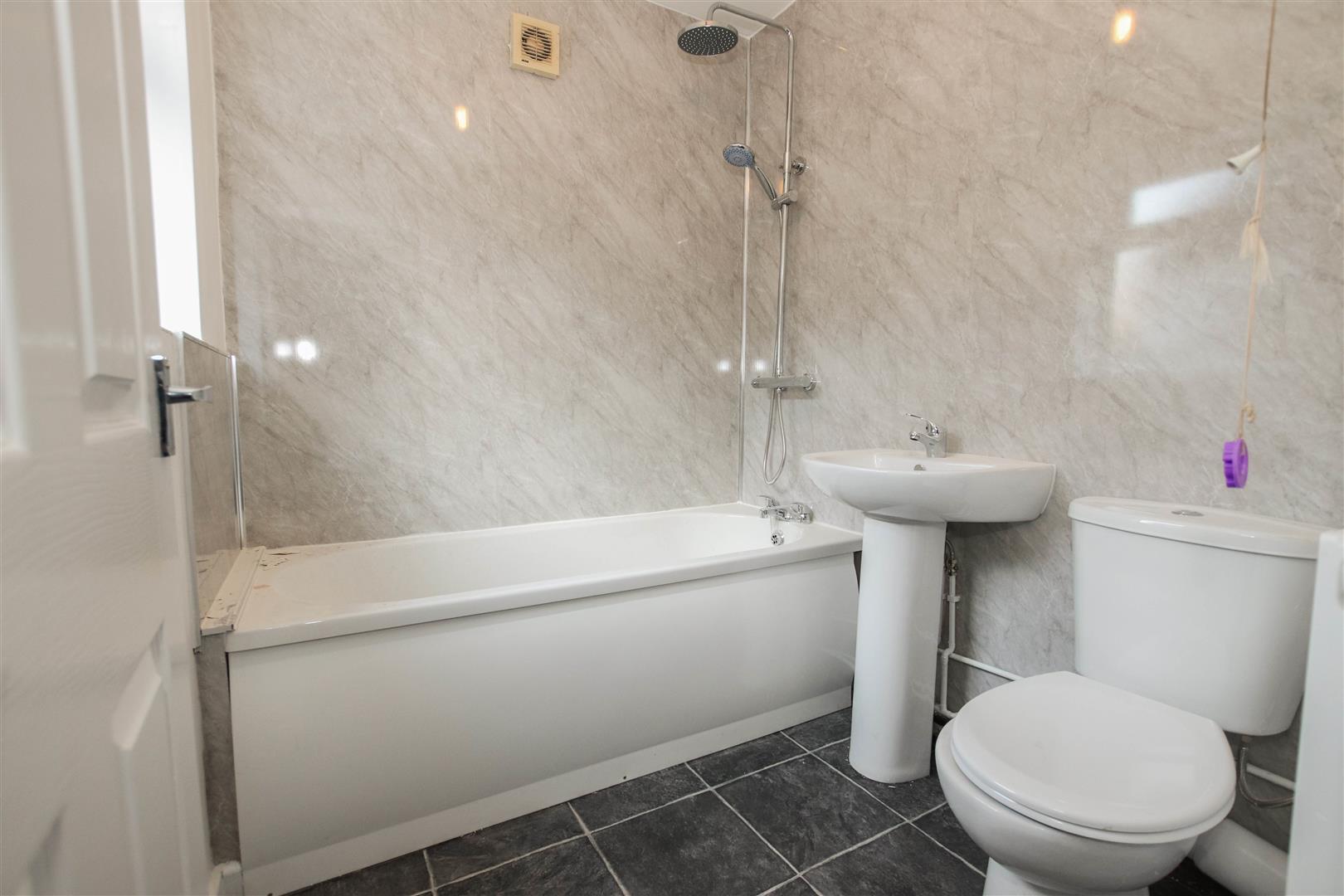 NEW GROUND FLOOR BATHROOM